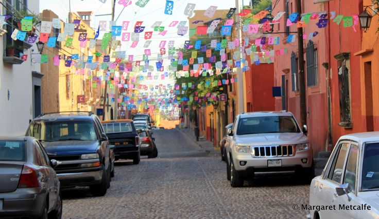 Come and explore the streets of San Miguel...