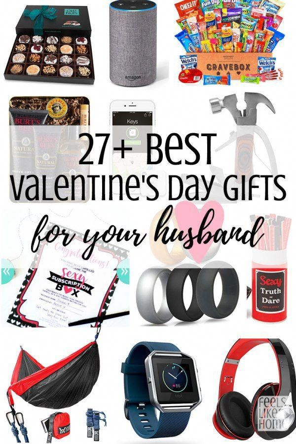 These simple and easy Valentines Day gifts for him are perfect for a boyfriend or husband. Men love these interesting and unique gifts! Covers everyth…