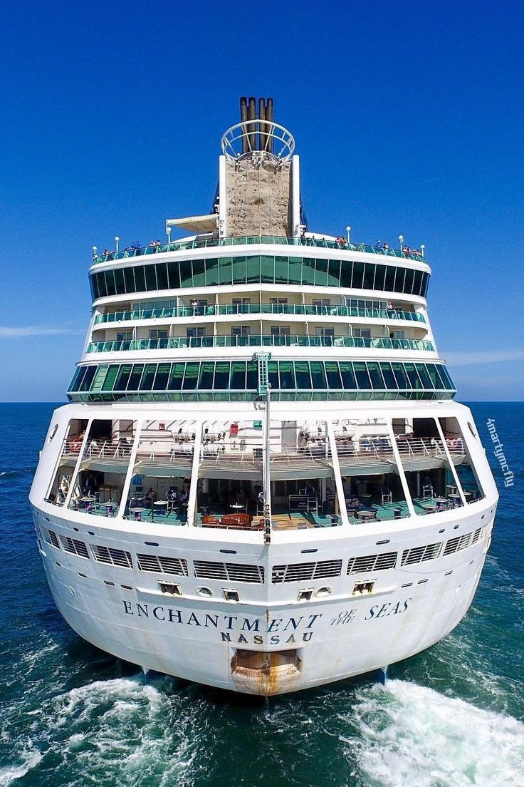 Enchantment Of The Seas Take On The Ocean Blue Experience A - Enchantment of the seas