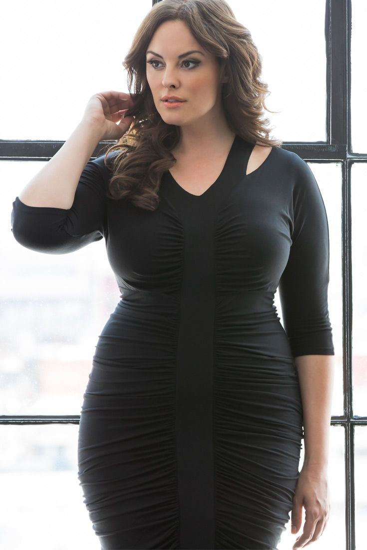 Get Your Bodycon Style On In Our Plus Size Riveting Ruched Dress This Curve Hugging Style Makes N Plus Size Fashion Bodycon Fashion Plus Size Cocktail Dresses [ 1100 x 735 Pixel ]
