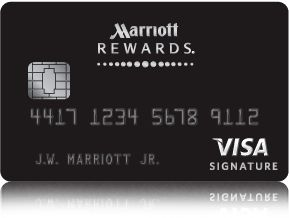 Chase Marriott Rewards Premier Credit Card  - $85 annual fee  - free night/year in cat1-5 marriott  - 15 elite qualifying nights/year for free - 1 elite night for every $3000 in purchases