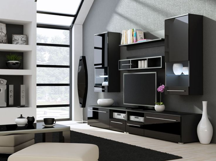 Modular Lcd Rack Panel Tv Moderno Living Mega-cell - $ 5.499,00 en MercadoLibre