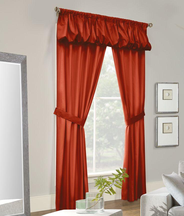 Sanderson Tailored Thermal Window Treatment Set