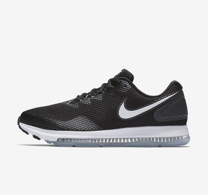 10 Low 2 Black Athletic Nike Mens All Out Size Zoom US 4R5ALj3q
