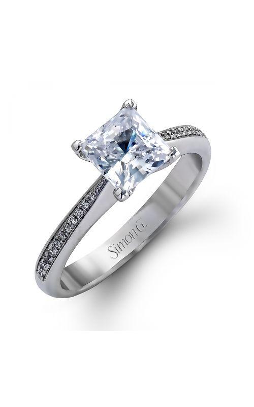I love it. Great Engagement ring. Really amazing.  #simon #G #rings #ohio