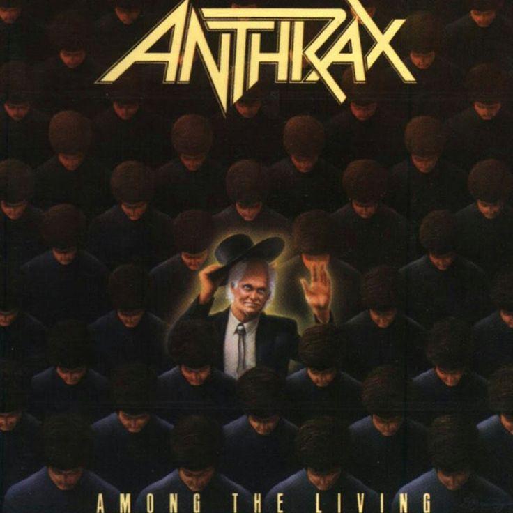 Anthrax-Among The Living-1986