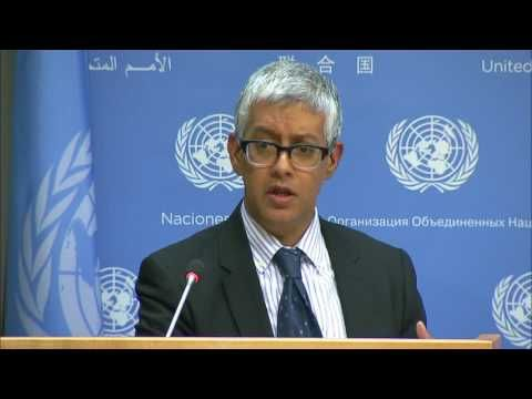Latest humanitarian developments in Syria & other topics - Daily Briefin...