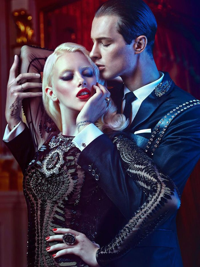 Sofya Titova & Dima Dionesov In 'Welcome To Pony Play For Horse Magazine January2015 - 3 Sensual Fashion Editorials | Art Exhibits - Anne of Carversville Women's News