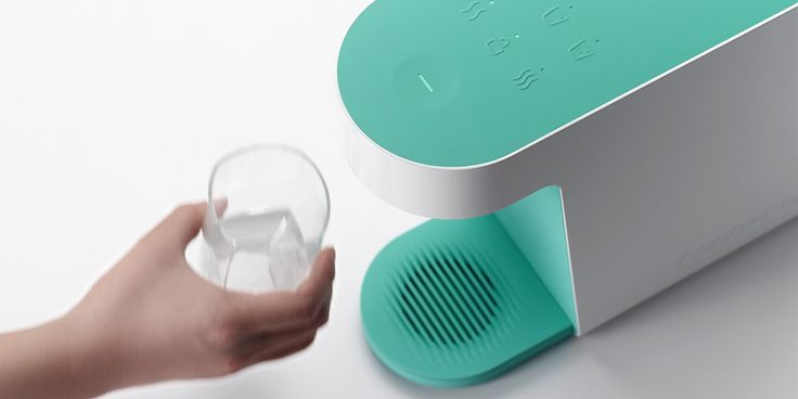NANO series - Water Filtration Appliance - image 1 - red dot 21: global design directory