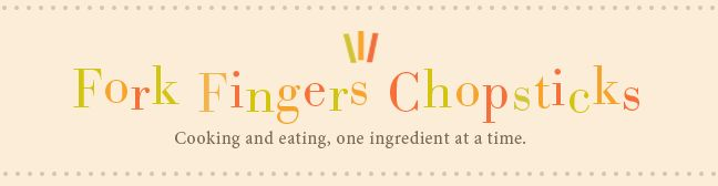 Fork Fingers Chopsticks, this link in particular takes you to their vegetarian page. LOTS of great recipes!