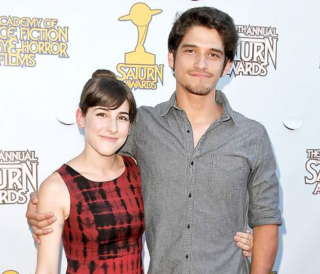 "Aww! Teen Wolf star Tyler Posey has known girlfriend Seana Gorlick was ""the one"" since he was 11."