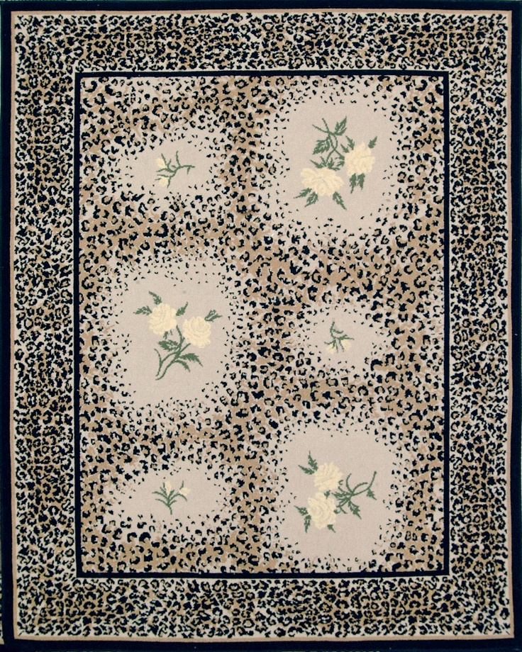 Stark Leopard Print Rug: 54 Best Wild For Animal Prints Images On Pinterest