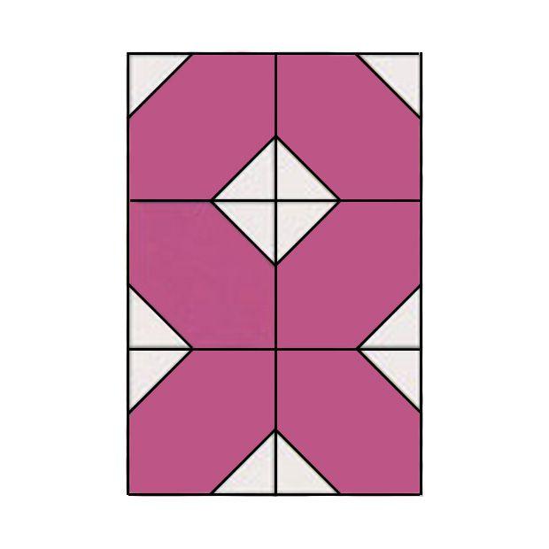 Ribbon Quilt Block From Missouri Star Quilt Company Missouri Star Quilt Company Tutorials Ribbon Quilt Square Quilt