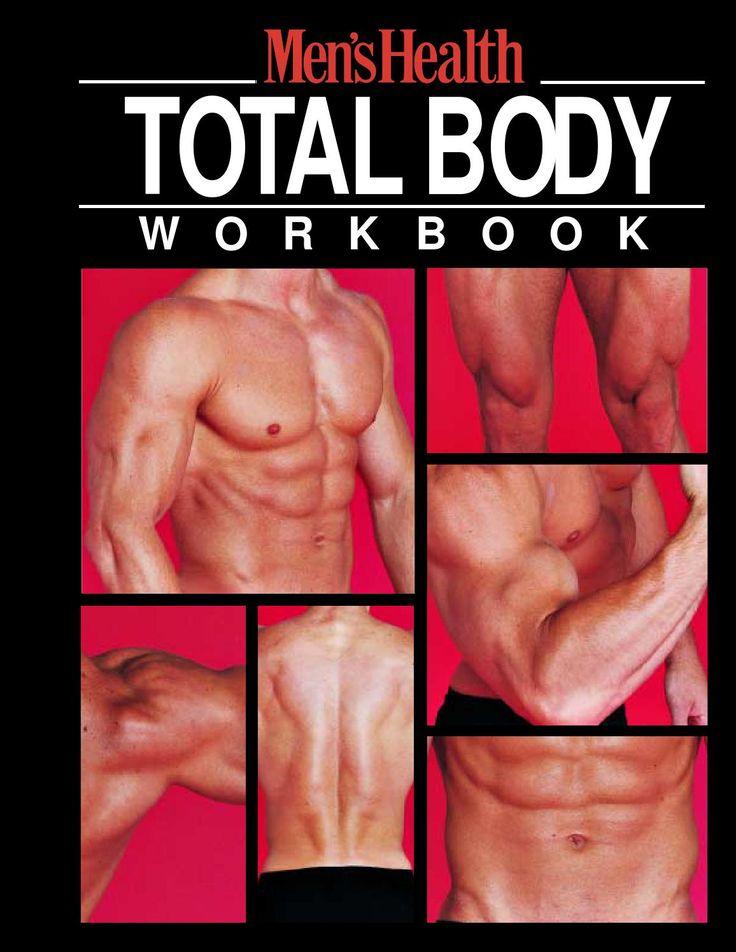 men's health total body workout workbook
