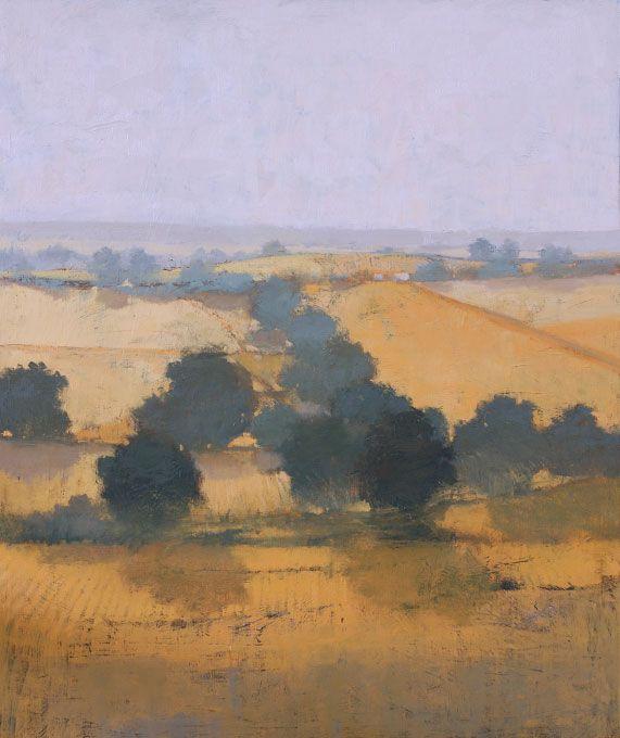 standing still : landscape paintings : Landscapes, Paul Balmer