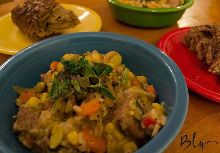 Sometimes you taste something so fabulous on the road that you have to try to recreate it at home. Bly's kitchen explorer takes on that challenge with Chairo, a meaty stew: http://www.projectbly.com/blog/kitchen-explorer-bolivian-chairo-paceno