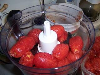 Tomatoes 102: Canning Spaghetti Sauce