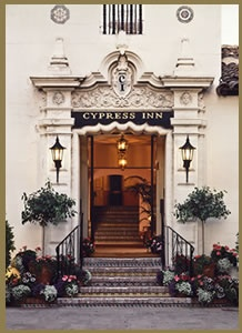 .Carmel By The Sea, Places To Stay In Carmel, Favorite Places, Dogs Friends, Carmel California, Hotels California, Friends Hotels, Doris Day, Cypress Inn Carmel Ca