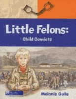 Life as a convict in the years of settlement was tough. It was even worse if you were a child! In this book you can read about frightened, hungry child convicts sent to Australia, and learn about their harsh punishments and lonely lives.