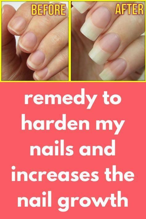 Mein Freund hat dieses Geheimnis gelüftet, um lange Nägel schneller zu bekommen und es funktioniert wirklich !! – Beauty
