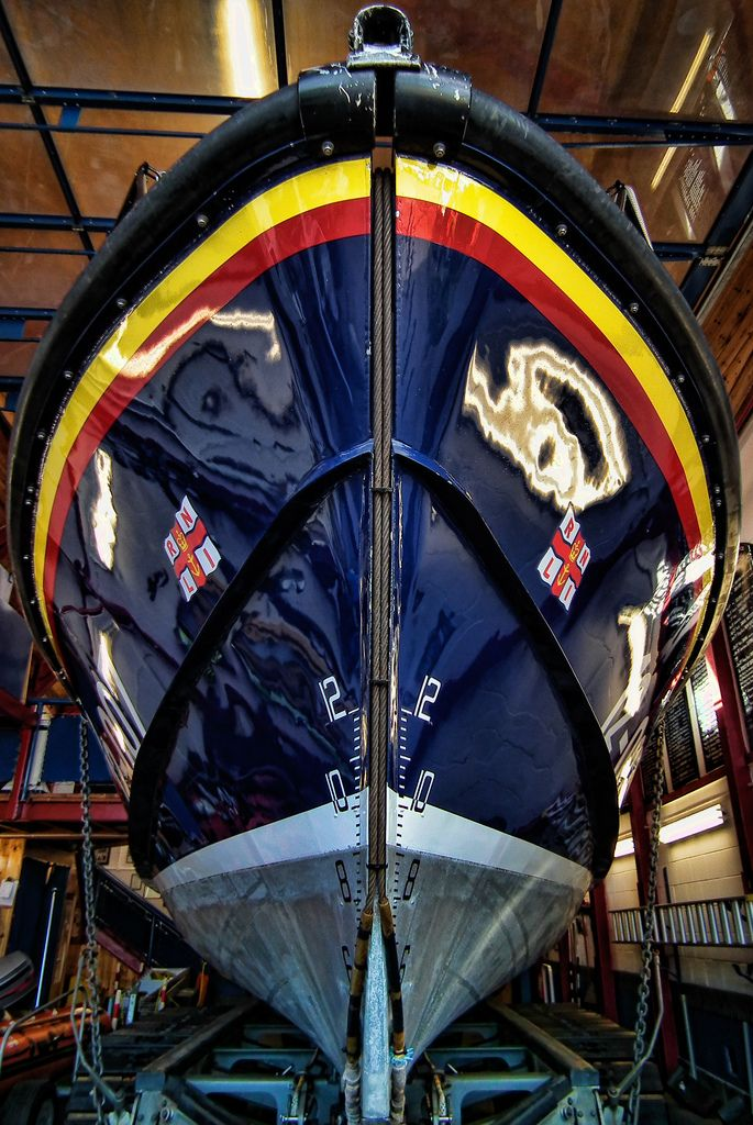 Devon - Ilfracombe lifeboat