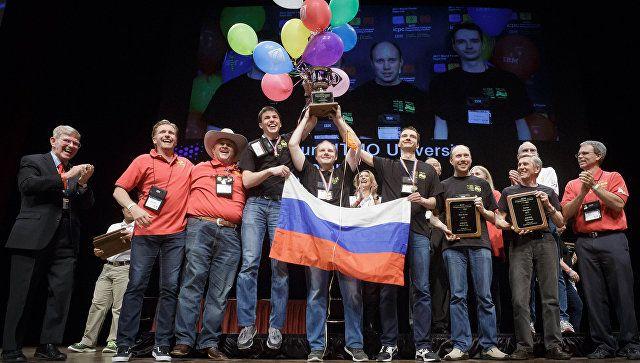 Команда Петербургского университета ИТМО победила на чемпионате мира по программированию