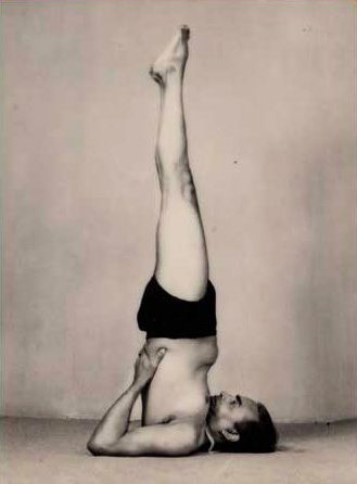 18 best shoulder stands images on pinterest  asana yoga