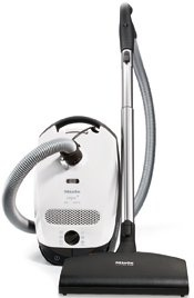 S 2121 Delphi Compact Canister Vacuum Cleaner $499