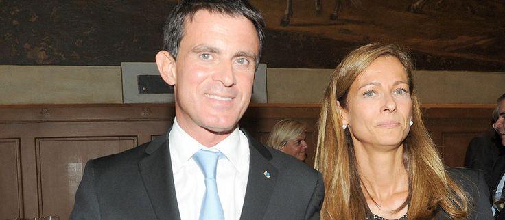 Manuel Valls : sa femme Anne Gravoin, de premier violon à première dame??