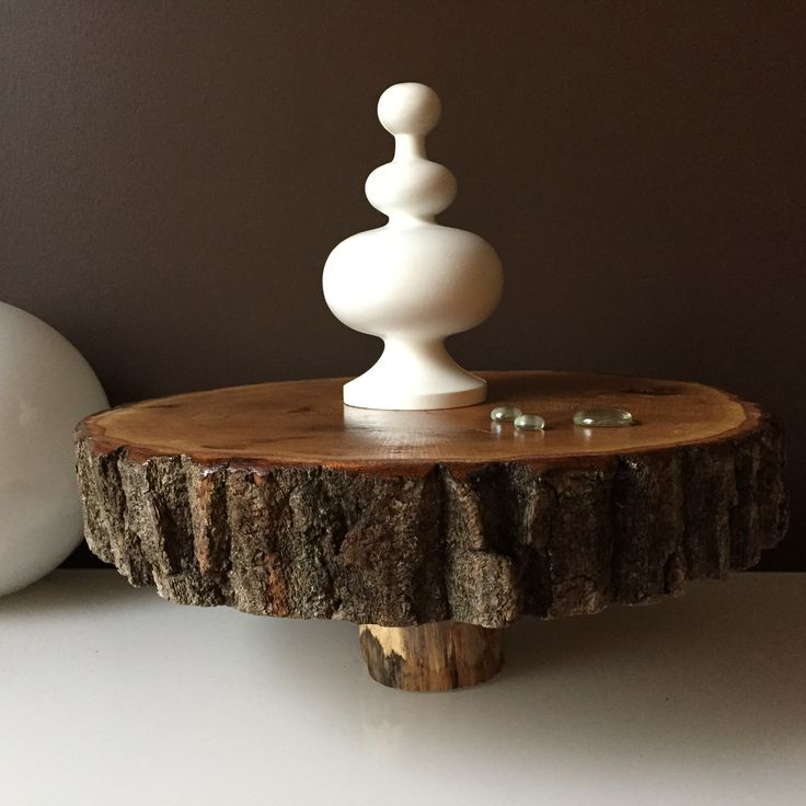 Rust Wood Cake Stands, Wedding Decor, Personalized Wedding Cake Stands
