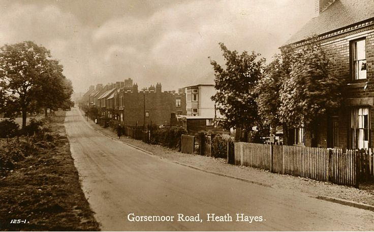 Gorsemoor Road, Heath Hayes