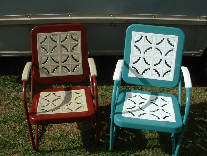 Vintage Patio Furniture | ... , Patio Furniture Replacement Parts , Lawn  Chair Repairs