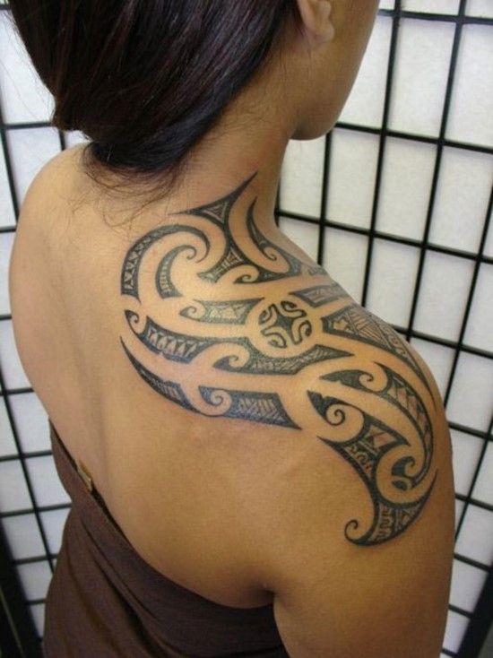 170 Impressive Shoulder Tattoos For Men And Women cool