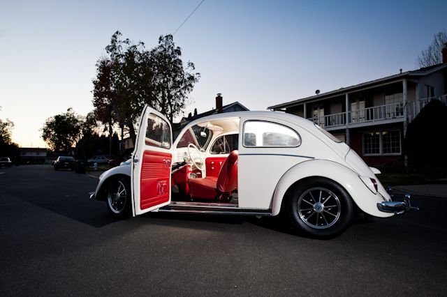 1964 Cal Look VW Beetle @ Oldbug.com