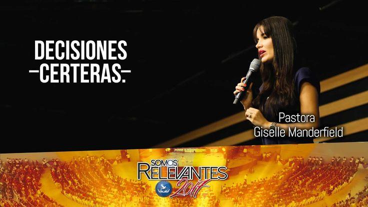 Decisiones Certeras-Pastora Giselle Manderfield