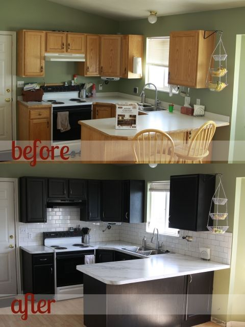 redo kitchen cabinets staining rustoleum cabinet paint reviews kit makeover