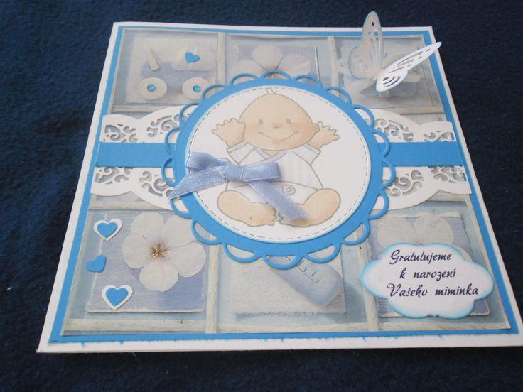 Gratulace k narození miminka pro Dobrotety