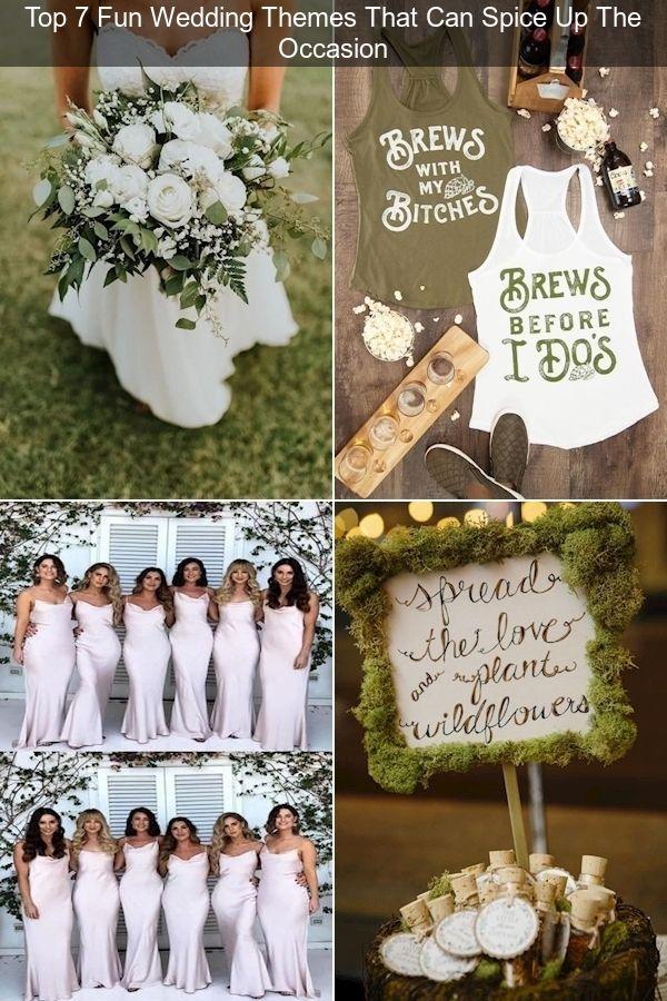 Cool Wedding Ideas Wedding Themes And Ideas Idea Of Marriage In 2020 Fun Wedding Wedding Themes Wedding