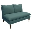 Teal SetteeFurniture Finding, Melbourne Pillows, Gotta Finding, Boys Bedrooms, Living Room, Kitchens Ideas, Linens Settees, Kitchens Dinning Room, 650 Target