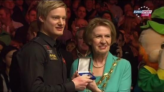 Neil Robertson, Final PTC Grand Final Ireland 2013 #Snooker #PTCGrandFinal