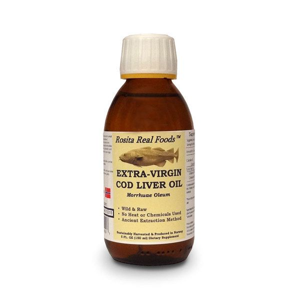 1000 images about benefits of cod liver oil on pinterest for Rosita fish oil