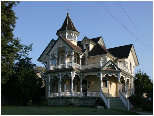 17 Best Images About Victorian Style Houses On Pinterest