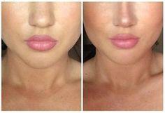 Du findest deine Nase zu lang, groß oder zu breit? Kein Problem, mit diesem Trick kannst du deine Nase nach Wunsch kleiner schminken!