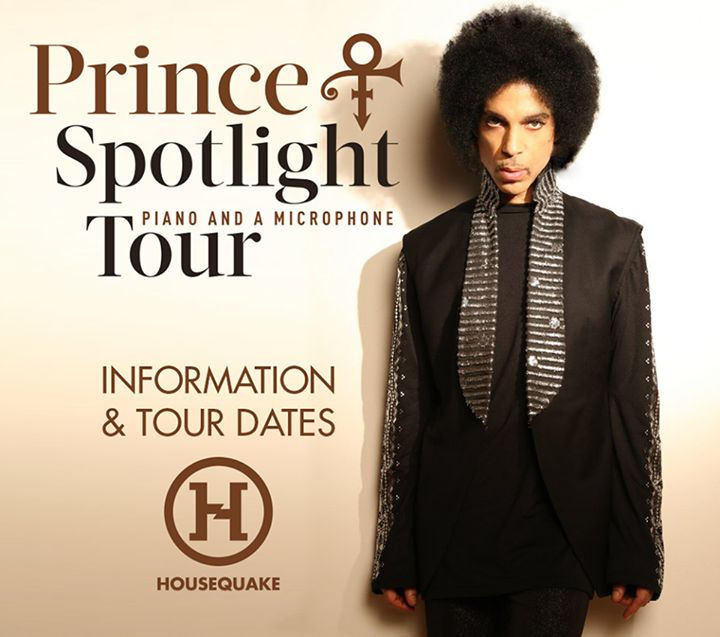 Prince tour dates in Melbourne