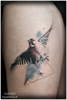 Tattoos by Matt Hunt, co-owner of Modern Body Art, Birmingham UK. | Modern Body Art