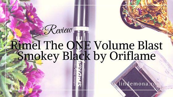 Review rimel the one volume blast smokey black oriflame