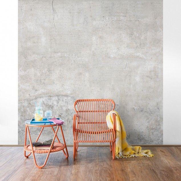 Die besten 25+ Betonoptik farbe Ideen auf Pinterest Tapete in - wohnideen wandputz wohnzimmer