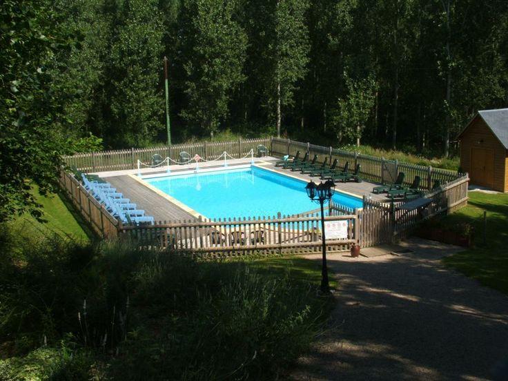 1000 images about locations avec piscine on pinterest - Gite piscine interieure normandie ...