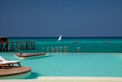Essque zalu at Zanzibar...for blue lovers only !