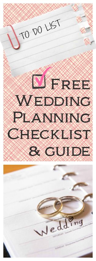 Best  Wedding Planning Checklist Ideas On   Wedding
